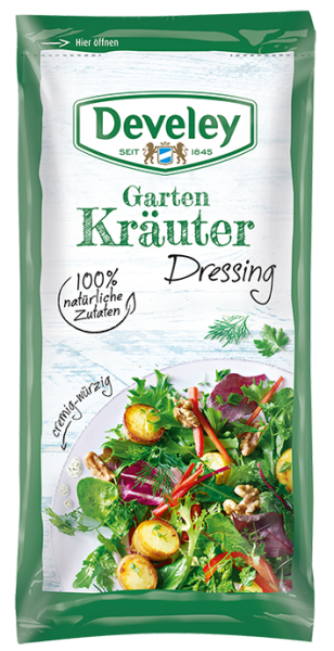 GARTENKRAEUTER DRESSING 75 ML BT