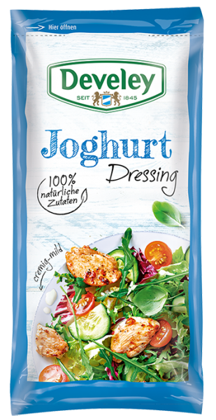Joghurt Dressing Develey 75 ML BT