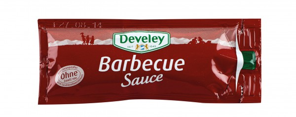 Develey Barbecue Sauce 20 ml Portionsbeutel