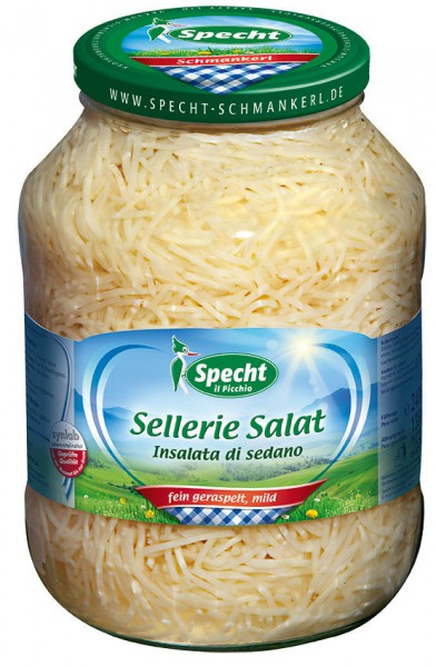 Specht Sellerie Salat 2650 ml Glas