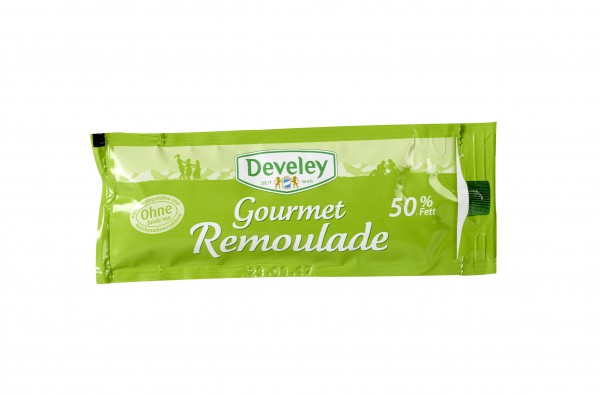 Develey Remoulade 50% 20ml Portionsbeutel