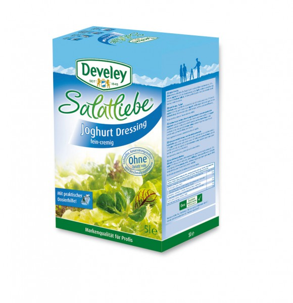 Develey Joghurt Dressing 5 l Bag in Box