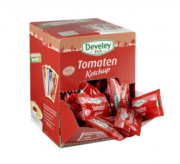 Develey Tomaten Ketchup 20 ml Portionsbeutel