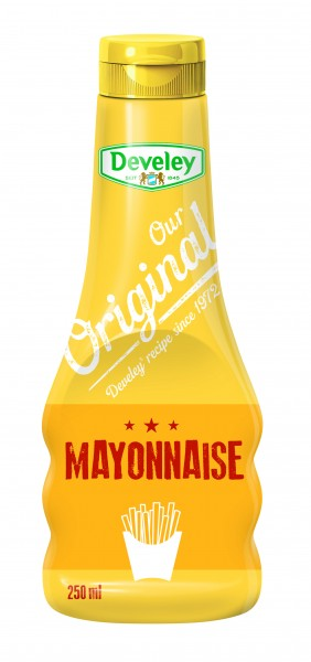 Develey Our Original Mayonnaise 250ml PF