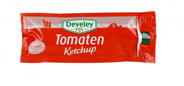 Develey Tomaten Ketchup 15 ml Portionsbeutel